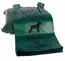 Scot-Petshop Ltd  Biodegradable Dog Poop Waste Bag, 500 Pieces - Green