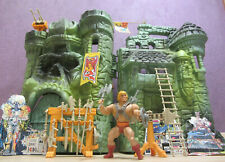 Castle GRAYSKULL Masters of the Universe Burg für HE-MAN MotU Figuren