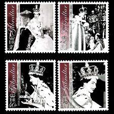 Gibraltar 2003 - Her Majesty Queen Elizabeth II Royalty - Sc 924/7 MNH
