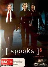 SPOOKS Series SEASON 8 : NEW DVD