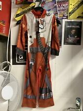 Star Wars The Force Awakens Poe Dameron X Wing Costume Kids Dress Up 3/4