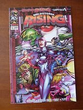 WILDSTORM RISING Nº 1 PLANETA DE AGOSTINI 1996 BARRY W. SMITH