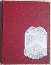 USS ROBISON DDG-12 WESTPAC 1971 CRUISE BOOK YEARBOOK