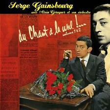 Du Chant A La Une Vol.1 & 2 von Serge Gainsbourg (2009)