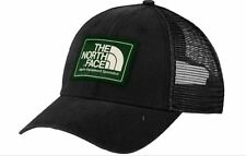 The North Face Mudder Trucker Cap Unisex Snapback CGW2SEY TNF Black/Thyme One Sz