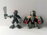 Teenage Mutant Ninja Turtles TMNT Half-Shell Heroes FOOT SOLDIER figure Shredder