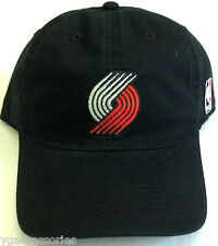 NBA Portland Trailblazers Reebok Hat Curve Brim Buckle-Back Cap OSFA NEW!