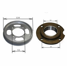 80 Tooth Drive Gear Belt Cog with Freewheel for electric scooter 5M-15 Belts