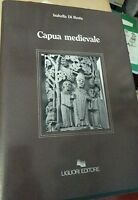 Isabella di Resta Capua medievale Liguori Prefazione Giancarlo Alisio 1983