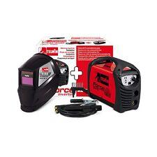 Saldatrice Inverter Telwin Force 165 + Maschera Automatica + Accessori 815863