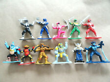 Vintage Power Rangers Action Figures Assortment