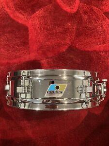 Ludwig Snare Drum Vintage 405 3x13 1970's Piccolo Aluminum 6 Lug