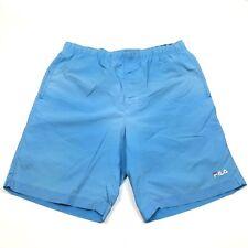 Vintage Fila Shorts Size M Blue