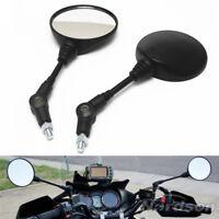 Folding Motorcycle Mirror motorbike Side Rearview Mirror For RG ^S