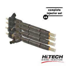 Hyundai i30 diesel injectors COMPLETE SET Bosch 0445110255 Hyundai 338002A400