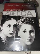 NEW - Alfred Hitchcock's Rebecca (DVD) - Laurence Olivier Joan Fontaine -