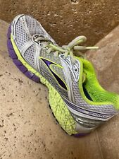 Brooks Trance 12 Running Shoes Women Size 6.5 M US Multi-color Lace Up Sneakers