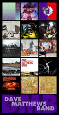 "DAVE MATTHEWS BAND album cover discography magnet (3.75"" X 6"")  blues traveler"