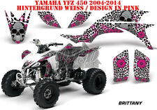 AMR Racing DECORO GRAPHIC KIT ATV Yamaha YFZ 450 04-14, YFZ 450r 09-16 Brittany B