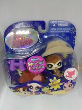 Sealed Nib Littlest Pet Shop Lps Meerkat Special Edition 819 W/ Accessories