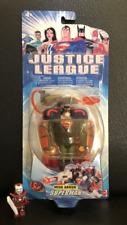 Justice League Figur Superman Mega Armor Mattel Neu OVP DC Comics MOSC JL JLA