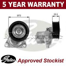 Gates V-Ribbed Belt Tensioner Pulley For Ford Mazda T38408