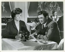 MAGGIE SMITH ROD TAYLOR THE V.I.P.S 1963 VINTAGE PHOTO ORIGINAL