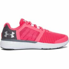 Under Armour Girls Speed AC Athletic Running Shoes Navy//Pink 1286100-403 Size 3Y
