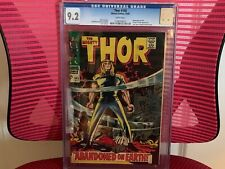 Thor #145 CGC 9.2 White Pages Ringmaster Circus of Crime Last Tales of Asgard