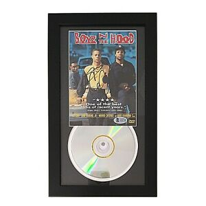 Ice Cube Signed Autographed Boyz In The Hood Framed DVD Cover Beckett BAS NWA