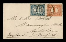 DR WHO 1916 NETHERLANDS ROTTERDAM TO GB MINI C187764