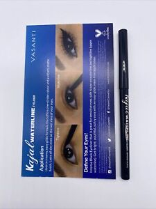 Vasanti Kajal Waterline Eyeliner - INTENSE BLACK