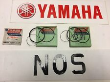 YAMAHA RD200A,B,C (1974,75,76) ENGINE CRANKSHAFT PISTON RING (PAIR) 2ND-0-S