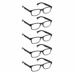 Reading Glasses Brown Tortoiseshell Readers 5 Pack Lens Strengths +1.0 to +3.5