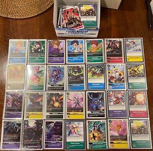 Digimon v1.0 TCG Release Special Booster Box Foil Tamer Rare Common + More! Bulk
