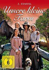 UNSERE KLEINE FARM, Staffel 2 (6 DVDs) NEU+OVP