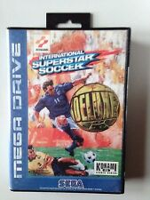 JEU SEGA MEGA DRIVE INTERNATIONAL SUPERSTAR SOCCER DELUXE