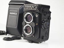 Yashica Mat 124 G - 6x6 TLR - fully working - new light seals - exc++