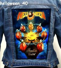 HELLOWEEN   Back Patch Backpatch ekran vol. 4