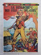 Buck Danny - T3 - La Revanche des Fils du Ciel - Hubinon / Charlier
