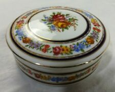 Unboxed Decorative Trinket Dish Wedgwood Porcelain & China
