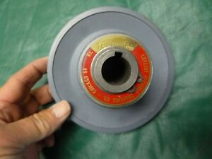 """New Old Stock--LOVEJOY 1650 3/4"""" Bore Variable Speed Pulley-Belt Pulley #2"""
