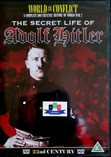 World In Conflict - The Secret Life Of Adolf Hitler DVD 2003 New And Sealed