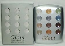 GIOVI Eyeshadow Kit Get 12 Shades In Factory Box In Sealed Compact ITEM # 1006-A