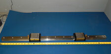 Star 1621-322-10 Linear Slide Rail With Runner Block Linear Bearings 162132210