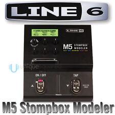 Line 6 M5 Stompbox Modeler Digital Effects Pedal