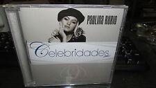 PAULINA RUBIO CELEBRIDADES CD NEW SEALED UN DISCO DE COLECCION