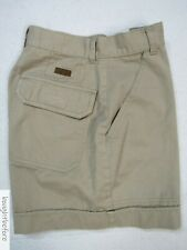 "Woolrich Womens Size 6, 26X4"" High Rise Mom Shorts Khaki Casual Cotton Vintage?"