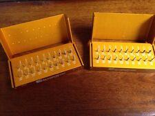 Lot Of 2 Brasseler Bur Kits Operative Dentistry