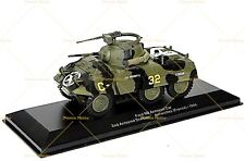 Eaglemoss WWII Ford M8 Armored Car 2nd Armored Division Avranches France - 1944